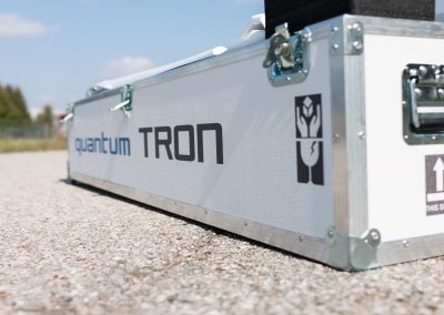 Quantum-Systems Tron Transportatiion Case