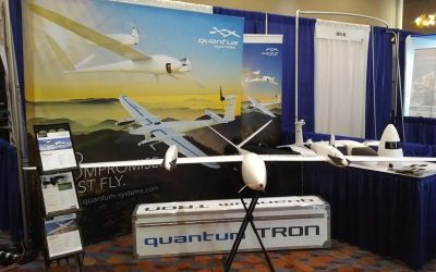 Review Quantum-Systems @ Geoweek in Denver