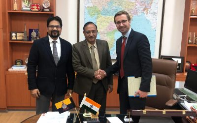 $3M Volume UAV contract signed: India will increase the use of professional UAVs in three states