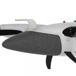Increased battery capacity for longer flight time & more payload options