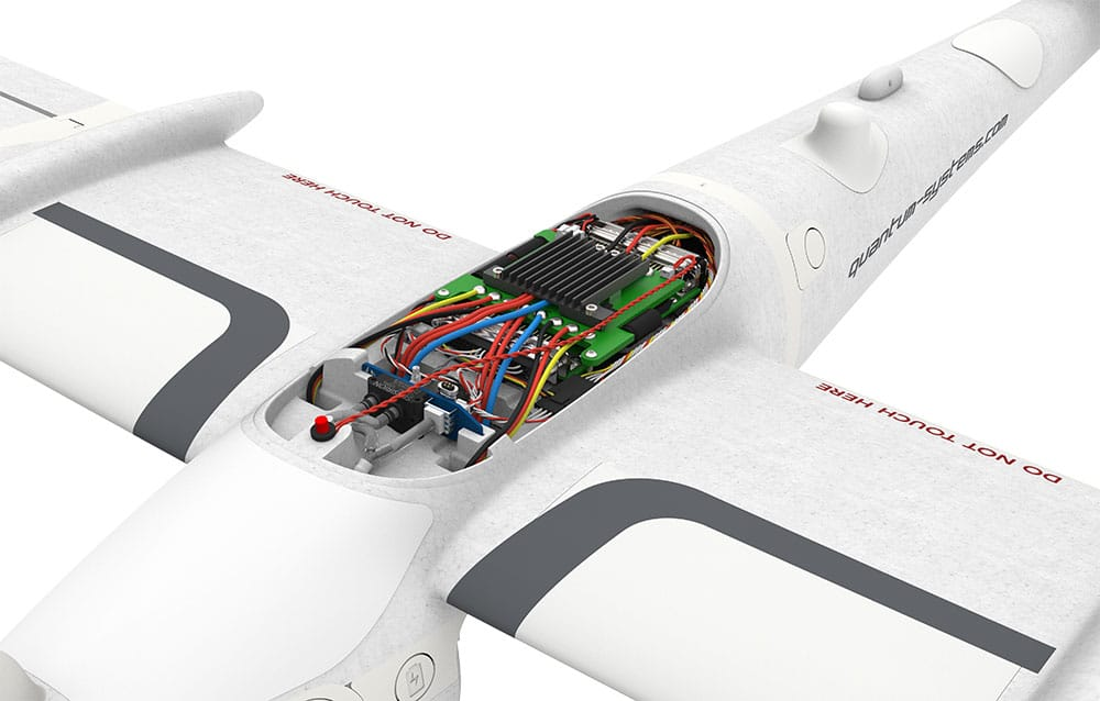 Quantum-Systems Trinity F90+ The mapping drone for professionals