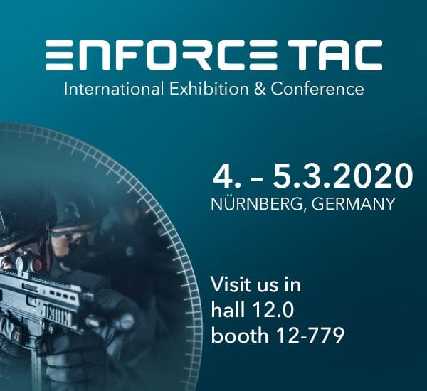 EnforceTac @ Nürnberg Messe