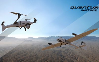 Auterion and Quantum-Systems partner on two new VTOL sUAS for US Defense and Security markets