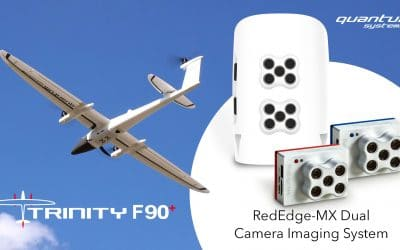 Quantum-Systems offers MicaSense Dual Camera System Payload!