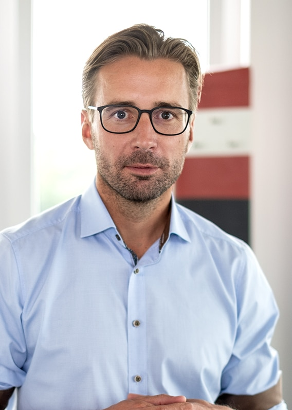 Florian Seibel, CEO, Quantum-Systems GmbH