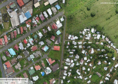 UseCase_Aerial mapping – Post Cyclone Harold damage assessment