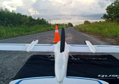 UseCase_Aerial mapping for oil & gas pipeline corridor – Pt. Byte Geo Solusi – Indonesia