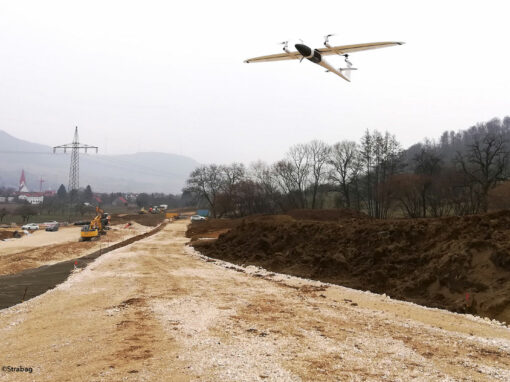 Road construction inspection – Strabag – Germany