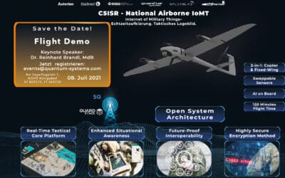 July 8th – C5ISR – National Airborne IoMT