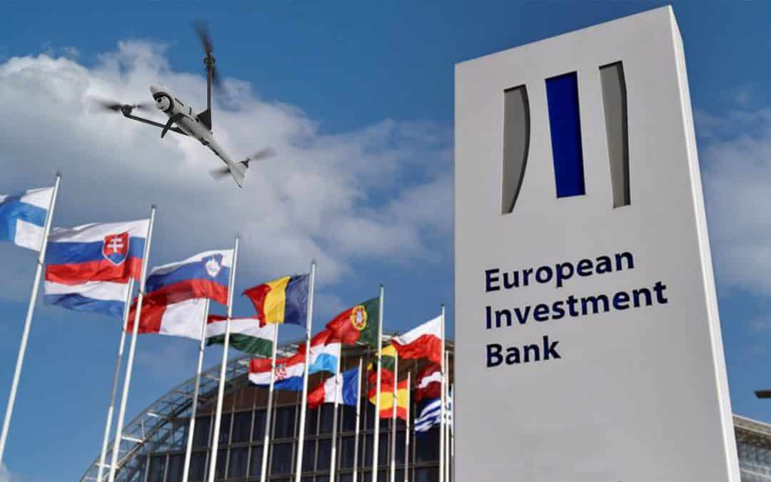 EIB provides funding of €10 million to Quantum-Systems as part of the Investment Plan for Europe